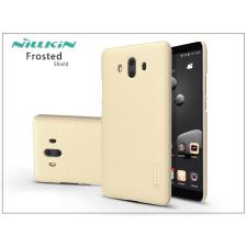 Nillkin Huawei Mate 10 hátlap képernyővédő fóliával - Nillkin Frosted Shield - gold tok és táska