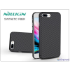 Nillkin Apple iPhone 8 Plus hátlap - Nillkin Synthetic Fiber - fekete
