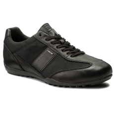 Geox Sportcipő GEOX - U Wells A U74T5A 08511 C9999 Black
