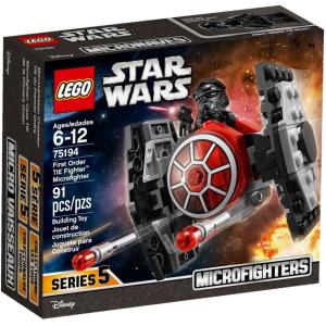 LEGO Star Wars Első rendi TIE Vadász Microfighter 75194