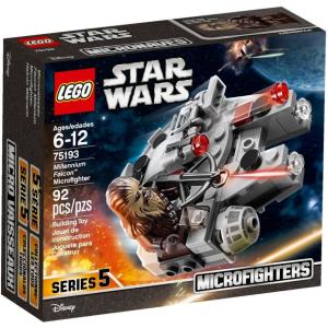 LEGO Star Wars Millenium Falcon Microfighter 75193