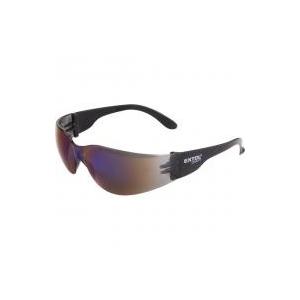 Extol védőszemüveg, kék polikarbonát (97322)