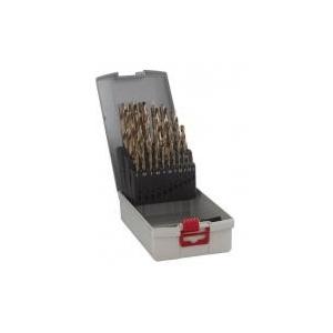 Bosch HSS-Co fémfúró készlet Pro Boxban, 25 részes (2608587018)