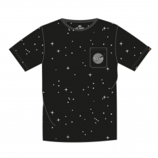 Alpha Industries STARRY T - fekete