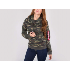 Alpha Industries X-Fit Hoody női - wood camo65
