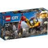 LEGO City Bányászati hasítógép (60185)