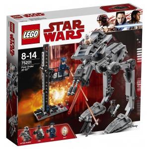 LEGO Star Wars Első Rendi AT-ST 75201