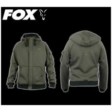 FOX Kapucnis polár pulóver M