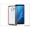 Haffner Samsung A530F Galaxy A8 (2018) szilikon hátlap - Jelly Electro - rose gold
