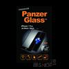 PanzerGlass Premium Apple iPhone 8 Plus/7 Plus/6s Plus/6 Plus tempered glass kijelzővédő üvegfólia, Jet Black