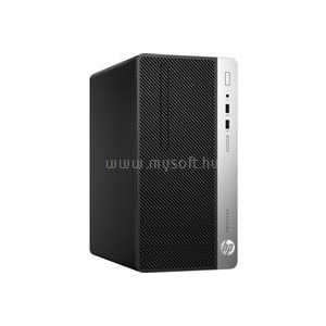 HP Prodesk 400 G4 Mini Tower | Core i3-7100 3,9|12GB|256GB SSD|0GB HDD|Intel HD 630|MS W10 64|3év (2SF75EA_12GBW10HP_S)