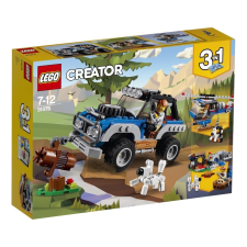 LEGO Creator - Messzi kalandok (31075) lego