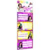 LizzyCard Füzetcímke 12 db-os Soy Luna Mix 17514112