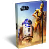 LizzyCard Füzetbox A/4 Star Wars Classic Droids 17360808