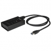 Startech 4 PORT USB 3.0 HUB A TO C & A .