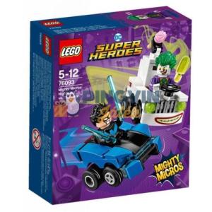 LEGO Super Heroes Éjszárny és Joker összecsapása 76093