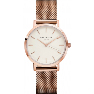 Rosefield The Tribeca White Rose Gold TWR-T50