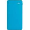 Kit KWPWRFRESH12BL Power Bank Fresh 12000 mAh kék