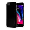 Spigen Thin Fit Apple iPhone 8 Jet Black hátlap tok