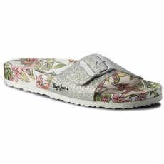 Pepe Jeans Papucs PEPE JEANS - Orban Full PLS90326 Silver 934