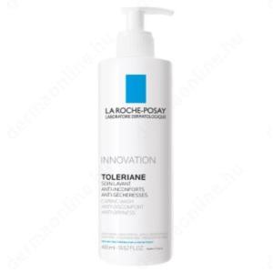 La Roche-Posay Toleriane arctisztító krém 400ml