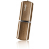 Silicon Power memory USB LuxMini 720 32GB USB 2.0 aluminum matt Bronze