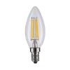 Art LED izzó COG gyertya E14; 4W; AC230V;WW