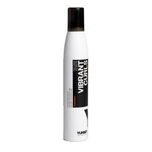 Yunsey Vibrant Curls extra erős hajfixáló hab, 300 ml