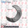 Zimmermann fékdob 250.1772.00
