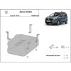 Dacia Dokker, 2012-2018 - Üzemanyagtank védő lemez