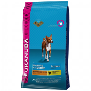 Eukanuba Mature & Senior 7+ Medium Breed Maintenance 2x15kg