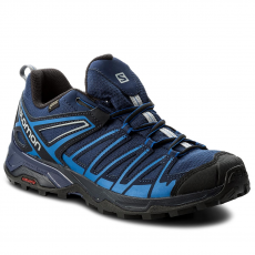 Salomon Bakancs SALOMON - X Ultra 3 Prime Gtx GORE-TEX 401280 31 W0 Medieval Blue/Nautical Blue/Alloy