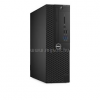 Dell Optiplex 3050 Small Form Factor | Core i3-7100U 2,4|32GB|0GB SSD|4000GB HDD|Intel HD 620|W10P|3év (3050SF-4_32GBH4TB_S)