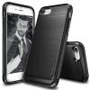 Hurtel Ringke iPhone 7/8 Onyx Durable hátlap, tok, fekete