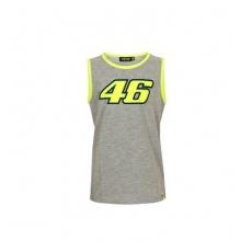 VR46 Valentino Rossi gyerek nyári póló ĂŠs nadrág szett VR46 classic grey - 8-9 ĂŠv