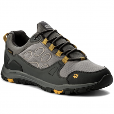 Jack Wolfskin Bakancs JACK WOLFSKIN - Activate Texapore Low M 4024361 Burly Yellow Xt