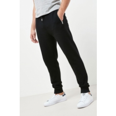 Next , Regular fit jogger nadrág, Fekete, L-LONG (173605-BLACK-L/LONG)