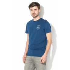 Jack Jones Jack&Jones, Solidbell regular fit póló, Sötétkék, S (12135746-ESTATE-BLUE-S)
