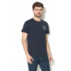Jack Jones Jack&Jones, Solidbell regular fit póló, Tengerészkék, XXL (12135746-TOTAL-ECLIPSE-XXL)