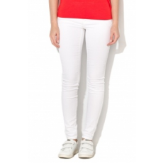JDY , New Five jeggings, Fehér, L-L32 (15147478-WHITE-L-L32)