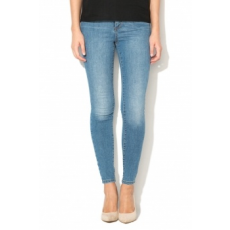 Vero Moda , Sophia skinny fit farmernadrág, Világoskék, M-L32 (10193330-LIGHT-BLUE-DENIM-M-L32)