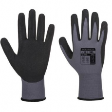 Portwest AP62 - Dermiflex Aqua kesztyű - szürke / fekete