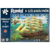 Rumini a Szélkirálynőn 180 darabos böngésző puzzle