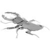 Metal Earth: szarvasbogár 3D fémmodell