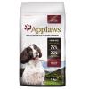 Applaws 15kg Applaws Adult Small & Medium Breed csirke & bárány száraz kutyatáp