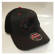 Zephyr Detroit Red Wings Siltes sapka Zephyr Blacklight Original Snapback