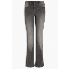 Next , Boot cut farmernadrág, Sötétszürke, 26R (728967-GREY-26R)