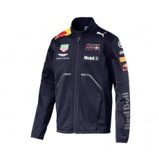 Puma Red Bull Racing fĂŠrfi kabát Softshell navy F1 Team 2018 - L