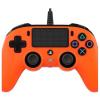 Nacon vezetékes PS4 kontroller (narancssárga)
