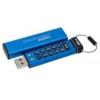 """Kingston Pendrive, 16GB, USB 3.0, Keypad, KINGSTON \""""DT2000\"""", kék"""